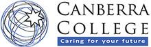 Main canberra college logo
