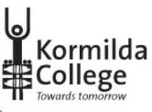 Main kormilda college logo
